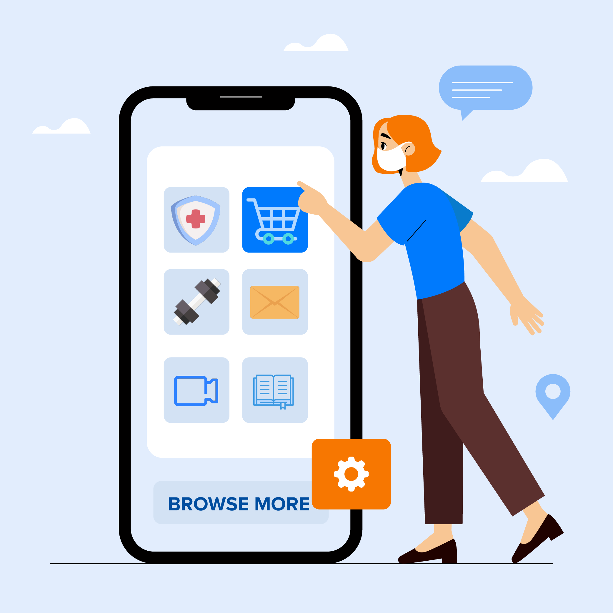 The Demand of Mobile Applications post Covid-19